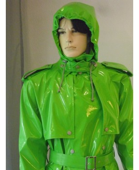 "Latex Skirt ""Geneviève"""